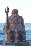 Нептун в Сочи Стоковая Фотография