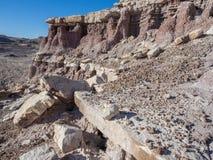 Неплодородные почвы Green River Стоковые Изображения RF