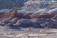 Неплодородные почвы Green River Стоковая Фотография