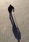 неработающий человек Стоковые Фото