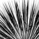 Нервная, грубая геометрическая картина Солдат нерегулярной армии, хаотические случайные формы бесплатная иллюстрация