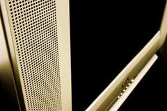 нервный tv Стоковые Фотографии RF