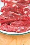нервюры говядины стоковое изображение rf