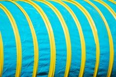 Нервюры тоннеля Стоковое Изображение