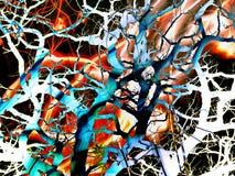 нерв Стоковое Изображение