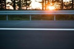 Нерезкость движения дороги стоковые фотографии rf