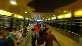 Нерезкость движения лифта Стоковое Изображение RF