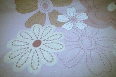Нерезкость: розовая флористическая картина текстуры картина цветков, валентинка Стоковые Изображения