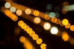 Нерезкость света Стоковая Фотография RF