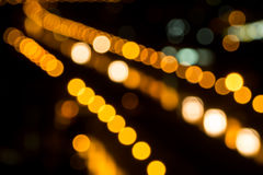 Нерезкость света Стоковая Фотография