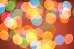 Нерезкость цвета Стоковое Изображение