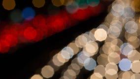 Нерезкость/Bokeh автомобилей стоковое изображение