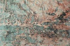 Неровная краска на стене стоковые фото