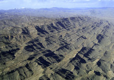 неровное Афганистана красивейшее Стоковая Фотография