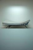 несенная старая кровати hopital Стоковая Фотография RF