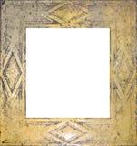 несенное мраморное рамки стоковое фото rf