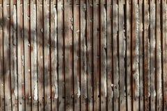 Несенные и размеченные деревянные предкрылки стоковые изображения