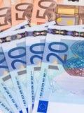Несколько банкнот Стоковое Изображение
