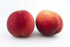 Несколько сочный персик Стоковая Фотография