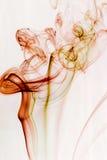 Несколько incense дым Стоковое Изображение