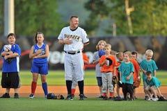 несовершеннолетний 2012 лиги бейсбола Стоковая Фотография