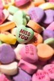 несоосность конфеты вы Стоковая Фотография