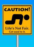 Несправедливая жизнь Стоковая Фотография RF