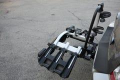 Несущая велосипеда для автомобиля стоковые изображения