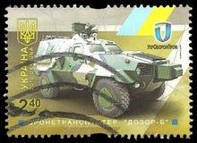 Несущая Armored войск Стоковое Изображение