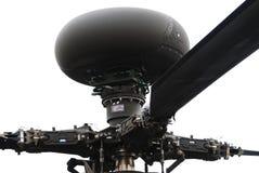 Несущий винт вертолета боя Стоковое фото RF