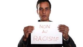 Нет к расизму Французская версия видеоматериал