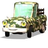 нет шаржа 28 автомобилей Стоковое Фото