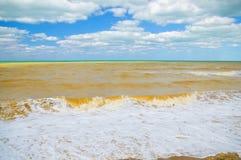 неусидчивое море Стоковые Фото