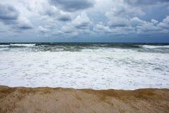 неусидчивое море Стоковые Фотографии RF