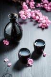 Нефильтрованное белое ради ради с зацветая цветками Стоковые Фото