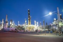Нефтеперерабатывающее предприятие Корпус Кристи, Техас, США Стоковая Фотография RF