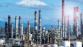 Нефть засаживает и солнечность стоковое фото rf