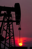 Нефть и газ Стоковое Изображение RF