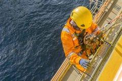 Нефть и газ Стоковые Изображения RF
