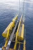 Нефть и газ стоковая фотография rf