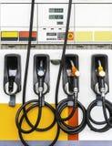 Нефть насосов для подачи топлива стоковое фото