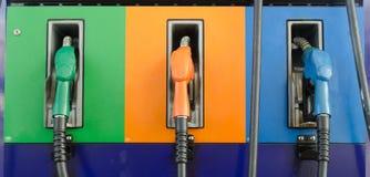 Нефть форсунки горючего Стоковое Изображение RF