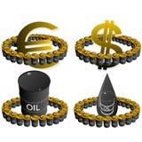 Нефть business-7 Стоковое Фото