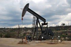 Нефтяная вышка Стоковое Изображение RF