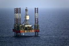нефтяная платформа Стоковые Изображения