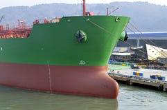 нефтяной танкер индустрии grude газа Стоковые Изображения