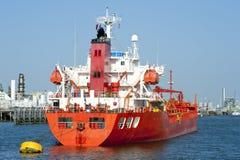 нефтяной танкер Стоковые Фотографии RF