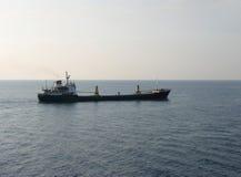 нефтяной танкер Стоковая Фотография