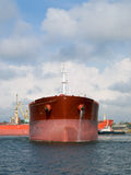 нефтяной танкер Стоковая Фотография RF