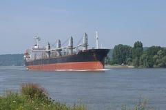 Нефтяной танкер Стоковое Изображение